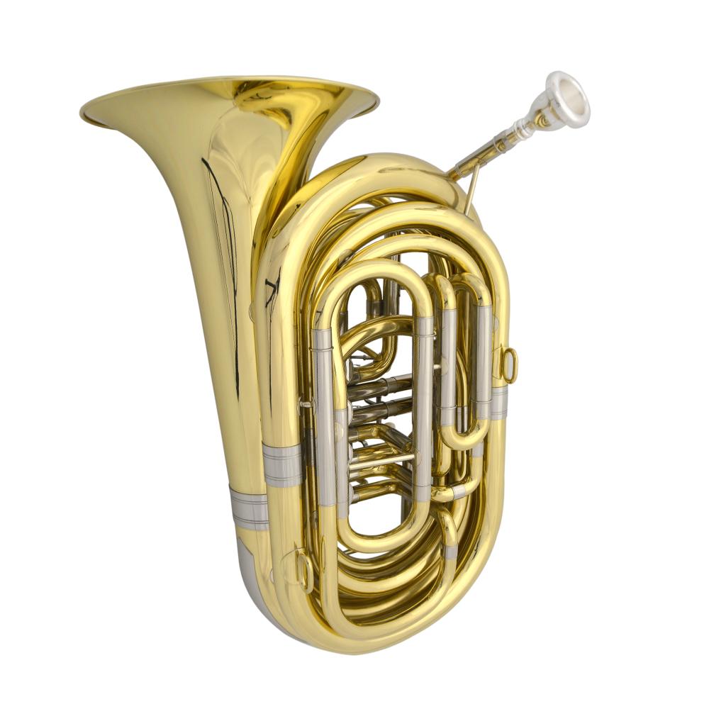 American Heritage 4 Valve Rotary Portermans C Tuba