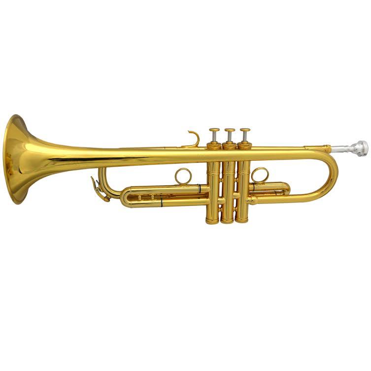 Elite Frankfurt Classic Trumpet Gold