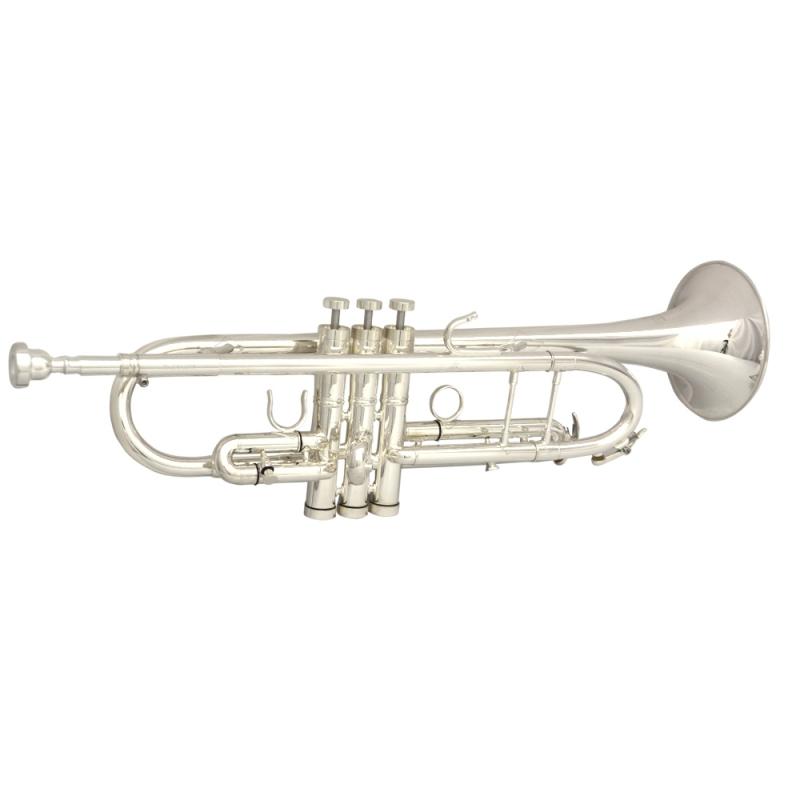 Elite Frankfurt Custom Trumpet – Silver Plated
