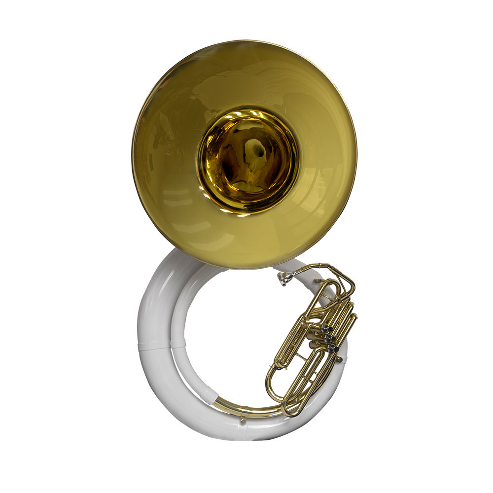American Heritage Sousaphone with Gold Brass Bell