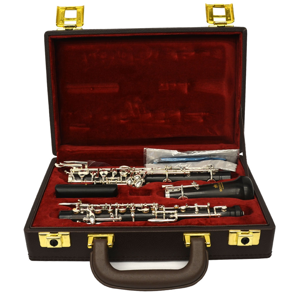Elite V Conservatory Oboe with Selected Grenadilla Wood-Open Hole