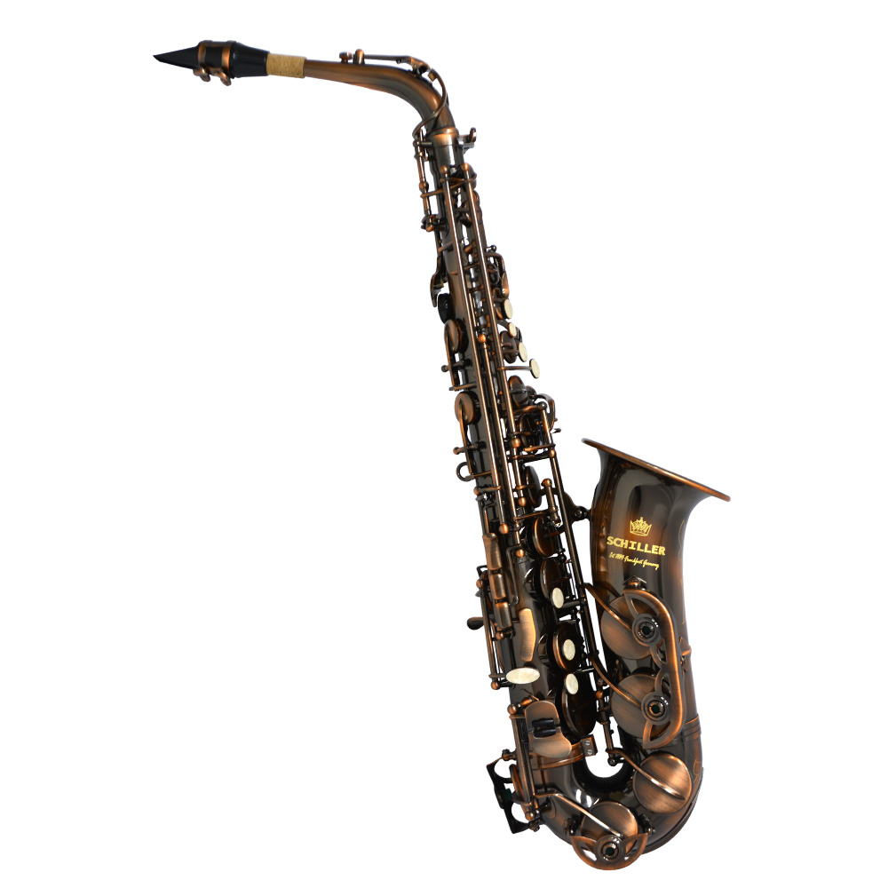 American Heritage 400 Alto Saxophone – Istanbul Copper