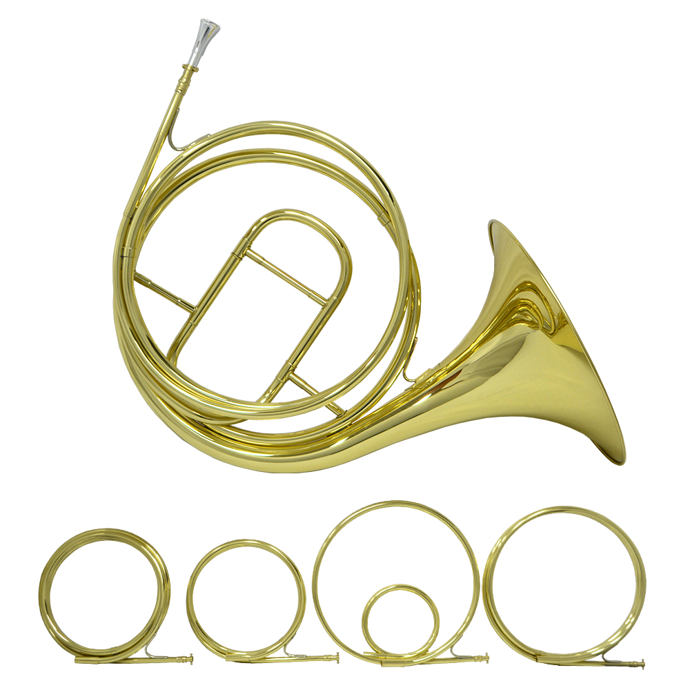 American Heritage Natural French Horn – Gold Lacquer