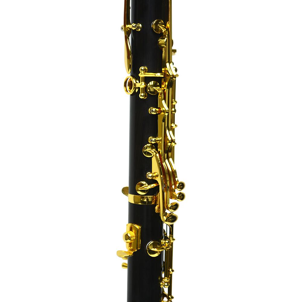 Elite German CenterTone Clarinet – Ltd. Edition Gold