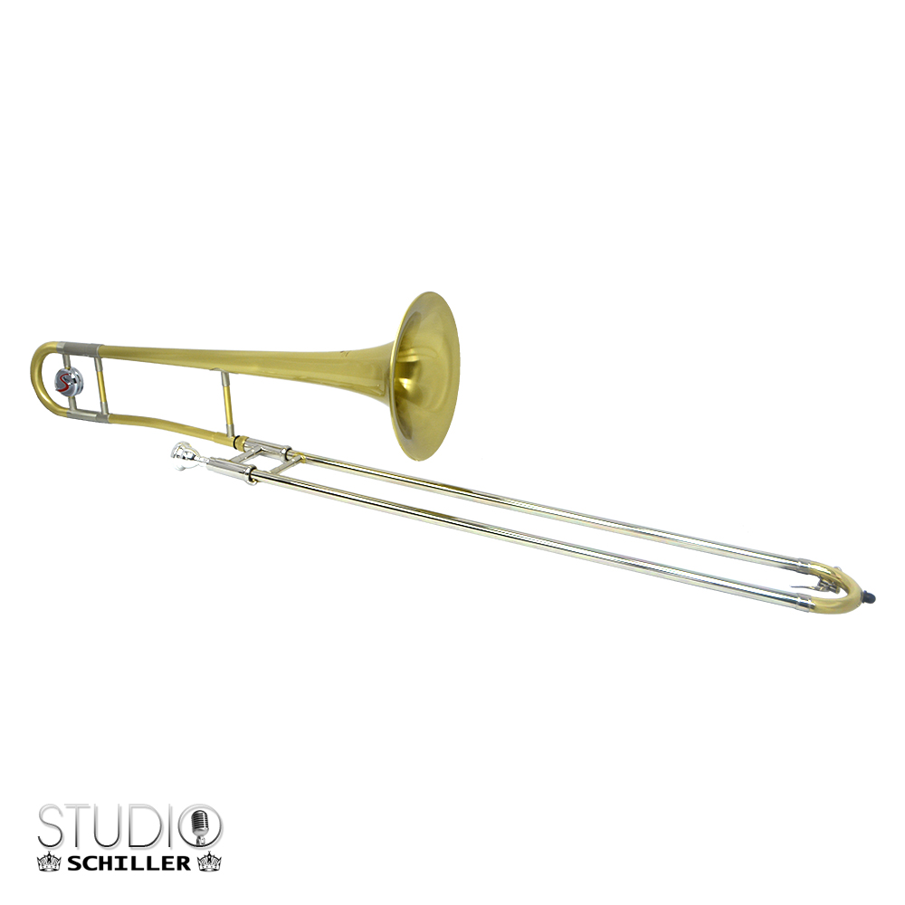 Studio Tenor Trombone – Brushed Gold
