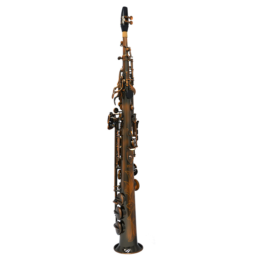 American Heritage 400 Soprano Saxophone – Istanbul Copper