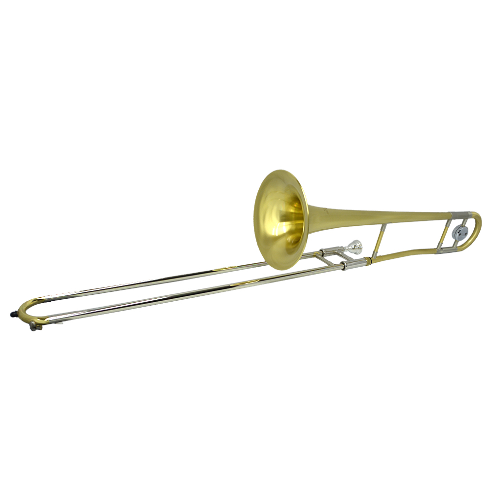 Studio Tenor Trombone – Brushed Gold