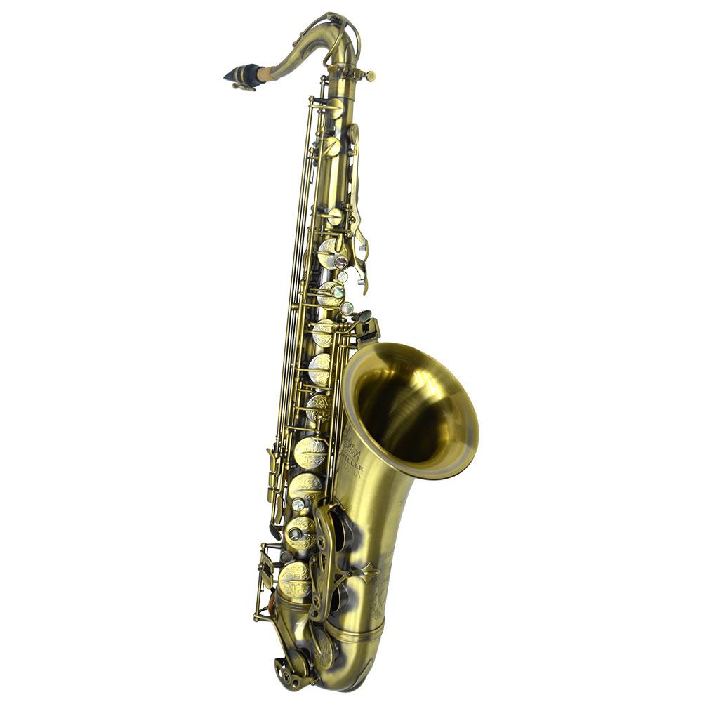 Premier Havana Tenor Saxophone – Antique Lacquer w/ Totem