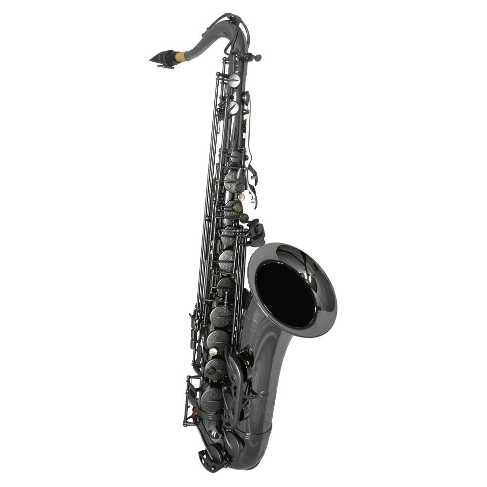 Premier Havana Tenor Saxophone – Black Nickel w/ Totem