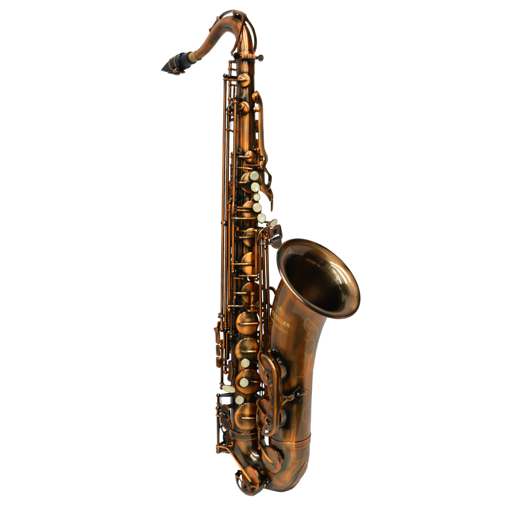 American Heritage 400 Tenor Saxophone – Antique Satin Copper
