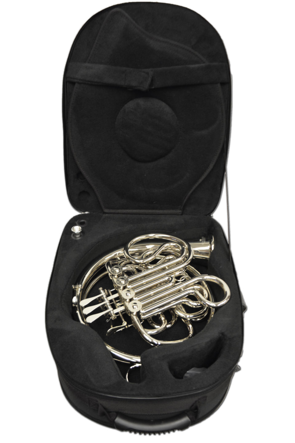 American Elite VI French Horn w/ Detachable Bell – Nickel