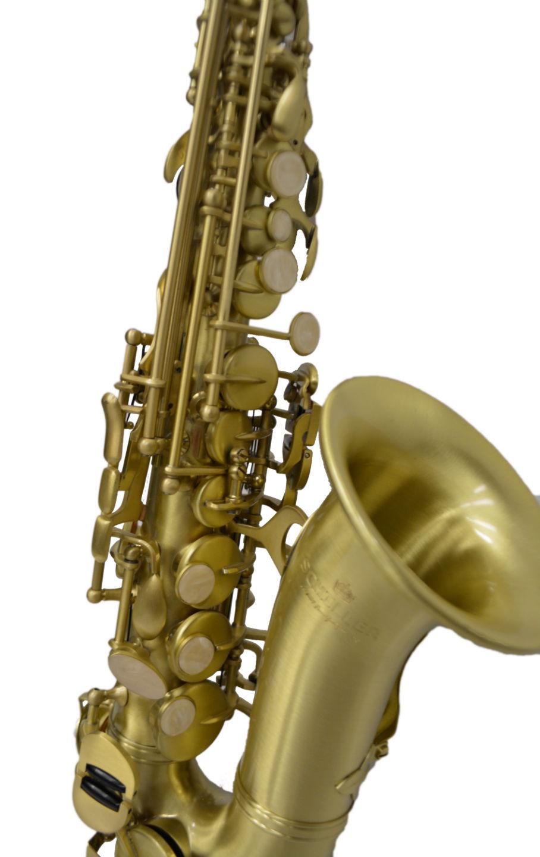 American Heritage 400 Curved Soprano Saxophone – Vintage Brass