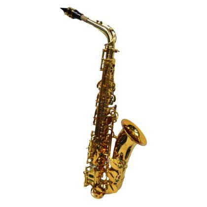 Elite V Pro Artist Alto Saxophone - Gold