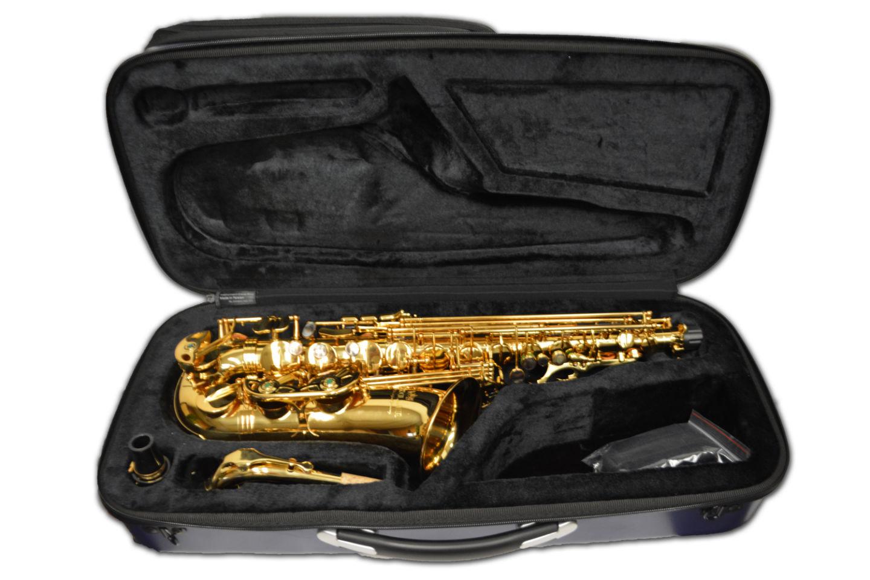 Elite V Pro Artist Alto Saxophone – Gold