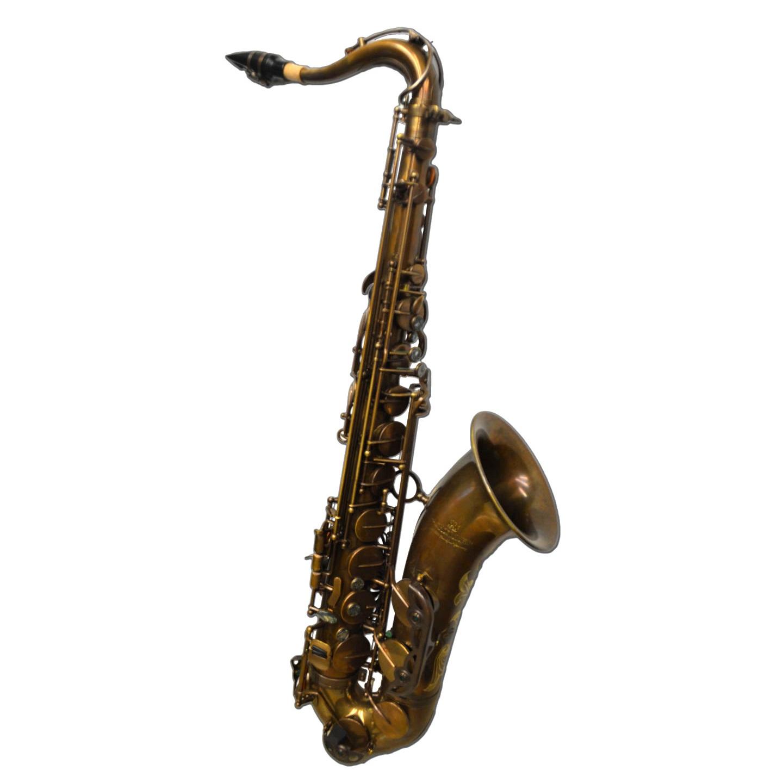 Elite V Tenor Saxophone – Istanbul Copper