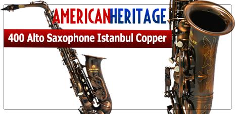 400 Alto Saxophone – Istanbul Copper