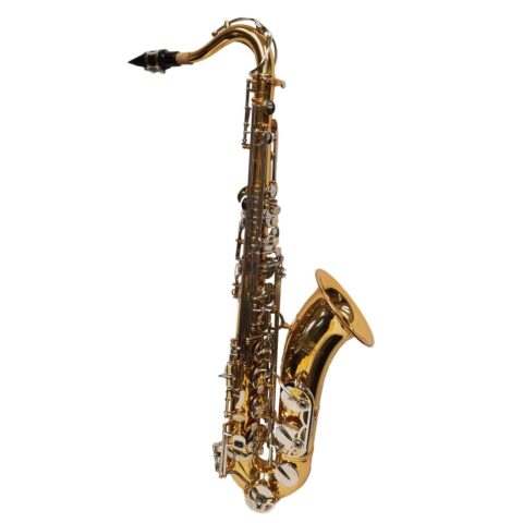 Tenor Sax Gold-Nickel