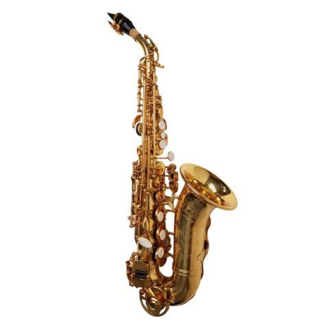 Schiller 400 Soprano Sax Gold