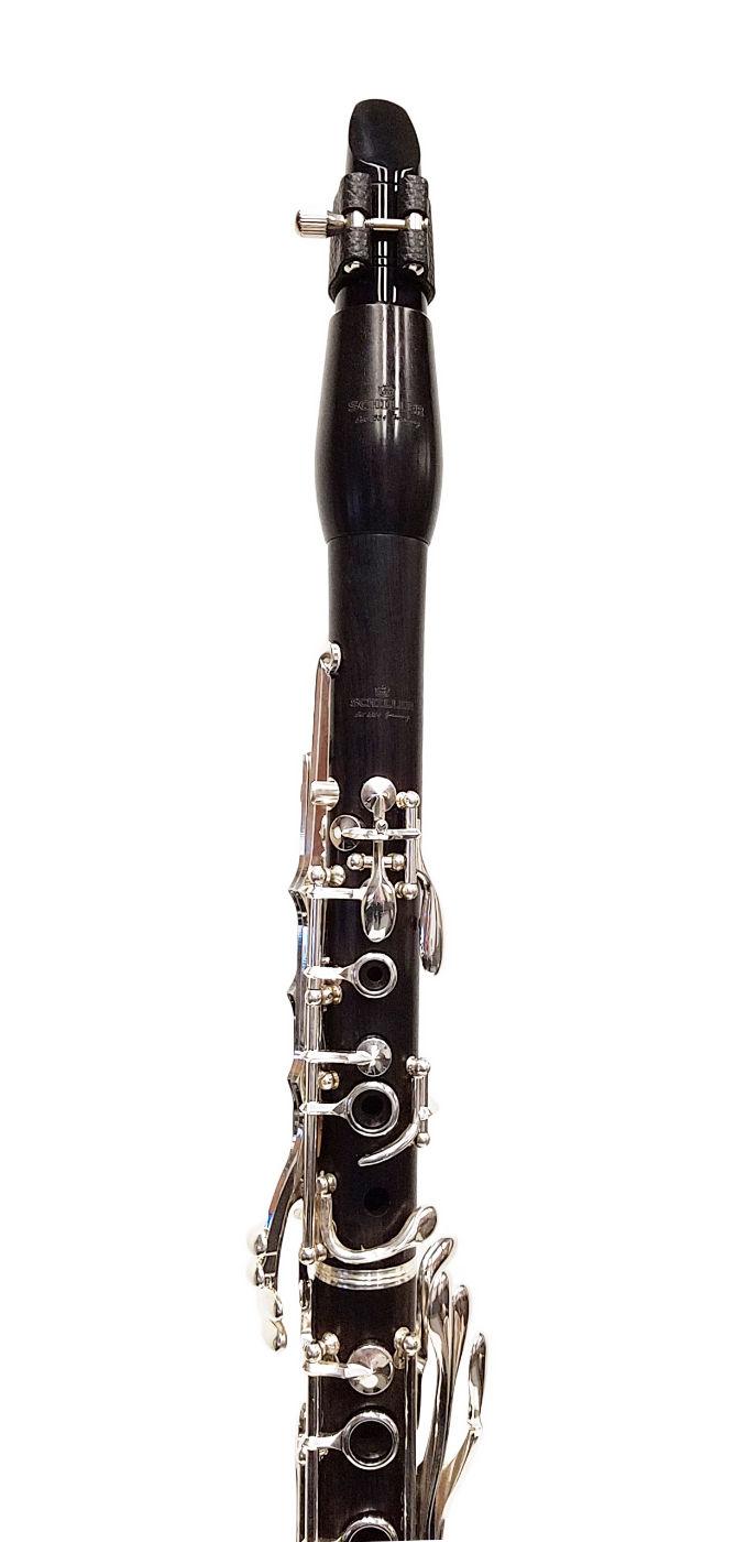 German Elite Conservatory Clarinet Key of A