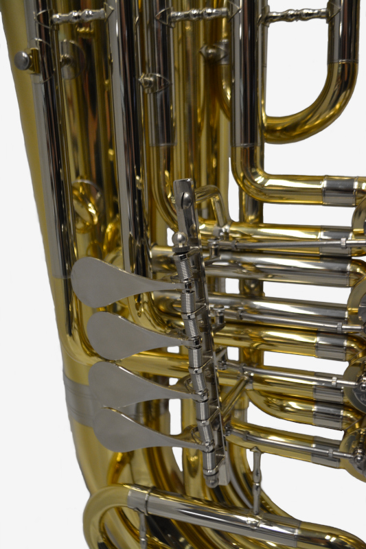 American Heritage 3/4 – 4 Rotary Valve BBb Standard Light Tuba