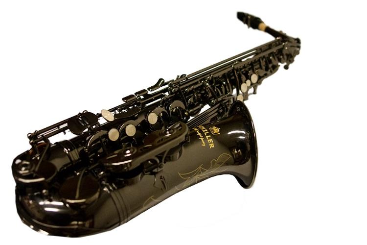 American Heritage 400 Alto Saxophone – Black Nickel