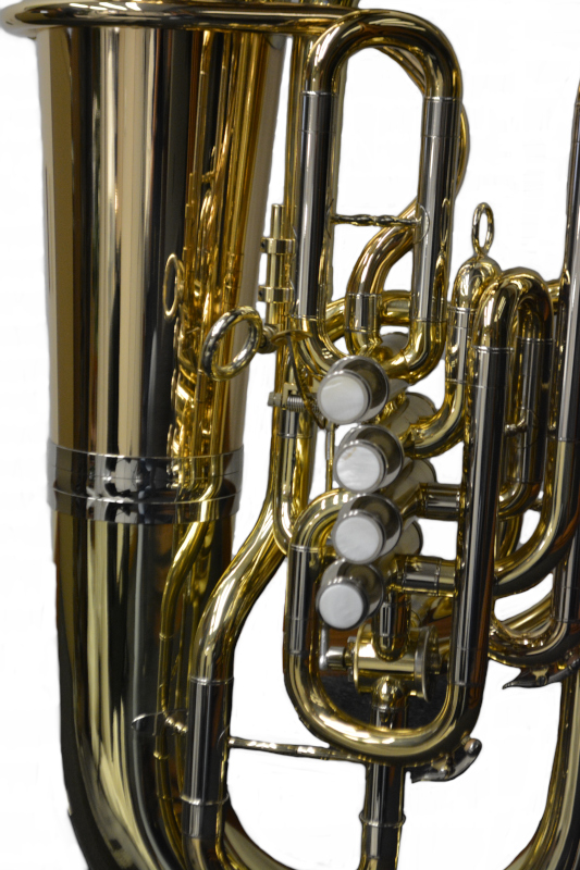 Frankfurt Elite FF Tuba Piston Bronze/Gold