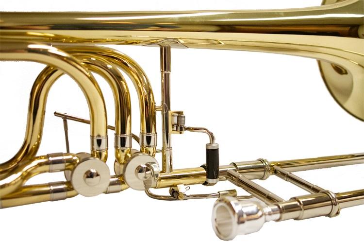 Studio Elite Double Trigger Bass Trombone