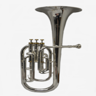 Elite Frankfurt Alto Horn – Silver