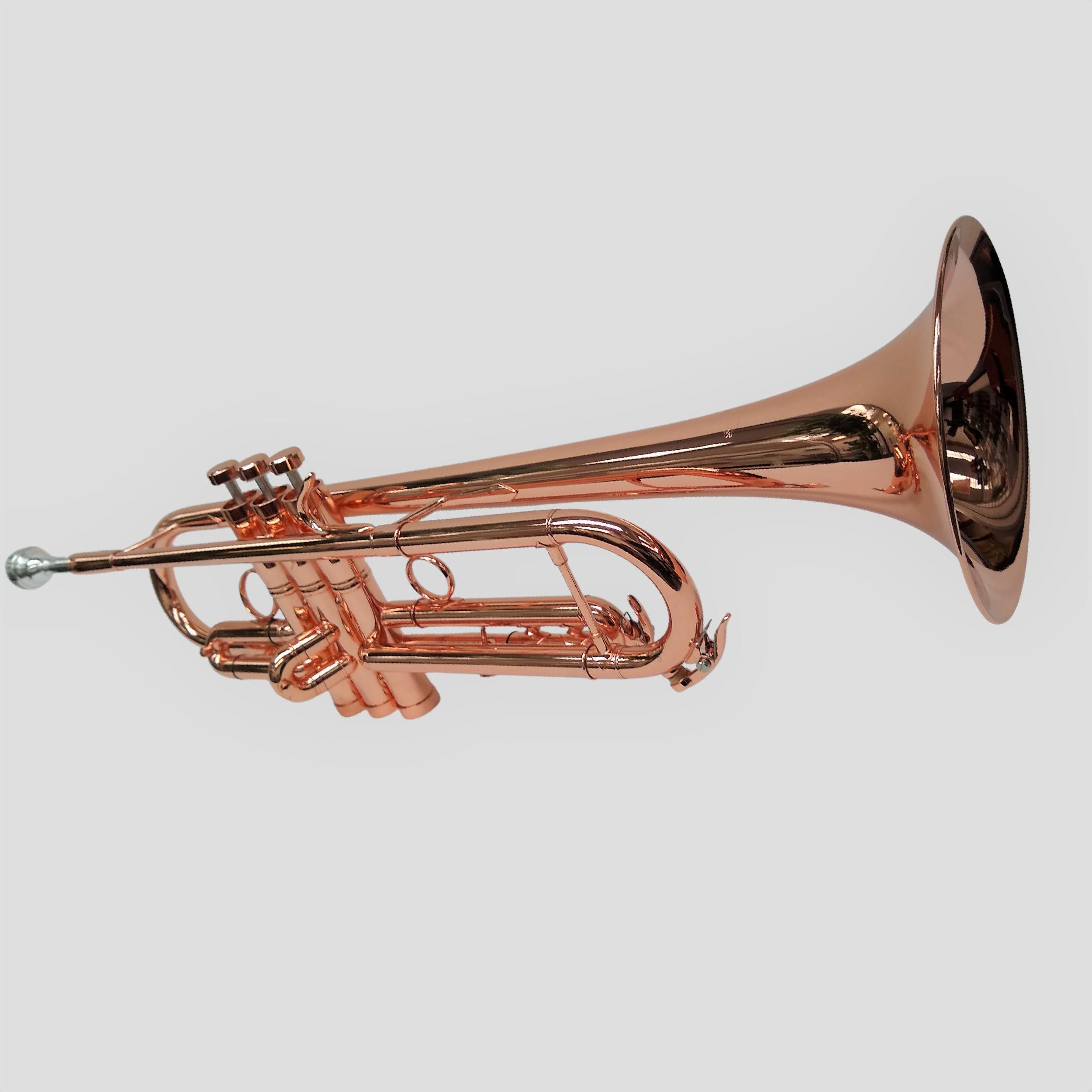 American Heritage 79 Vintage Trumpet Copper Plated