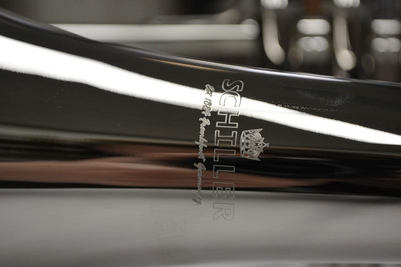American Heritage Bb Valve Trombone – Nickel