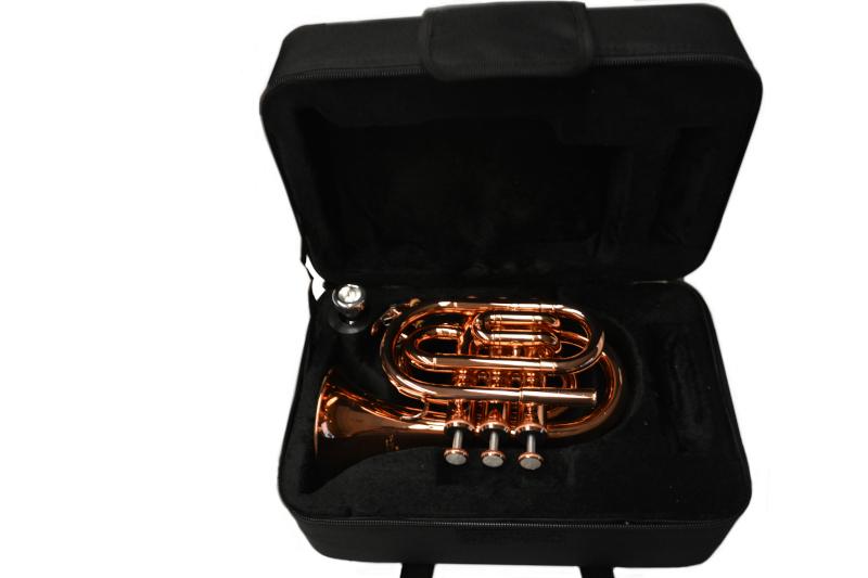 American Heritage Pocket Pro Copper Trumpet