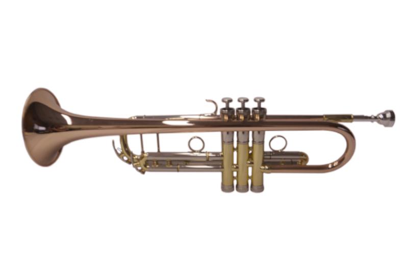 American Heritage 80 Trumpet Rose Brass