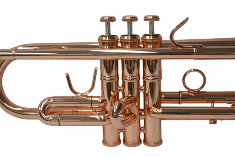 American Heritage 78 Trumpet – Copper Plated