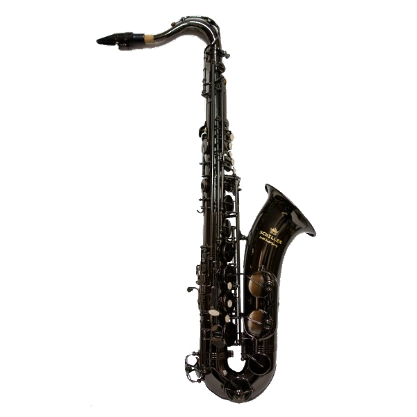 American Heritage 400 Tenor Saxophone – Black Nickel/Black Nickel Keys
