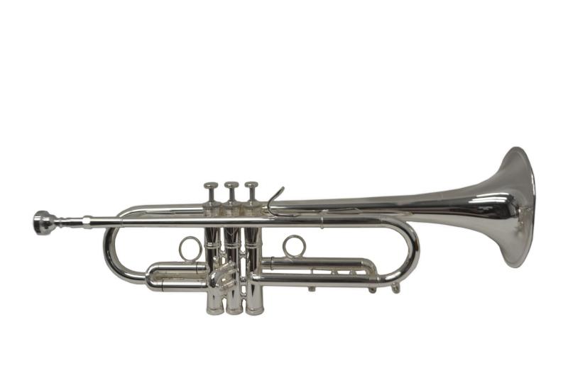 Frankfurt Elite Trumpet Silver Plated