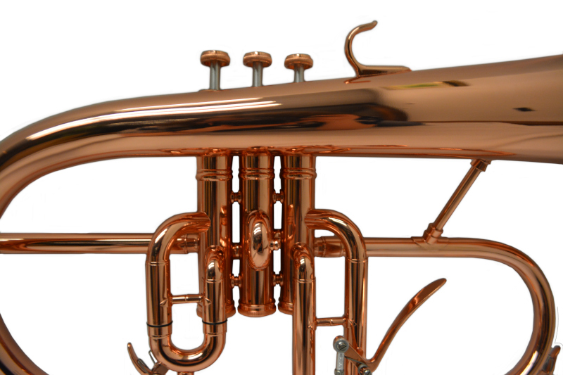 Studio Artist Flugelhorn – Copper Plated