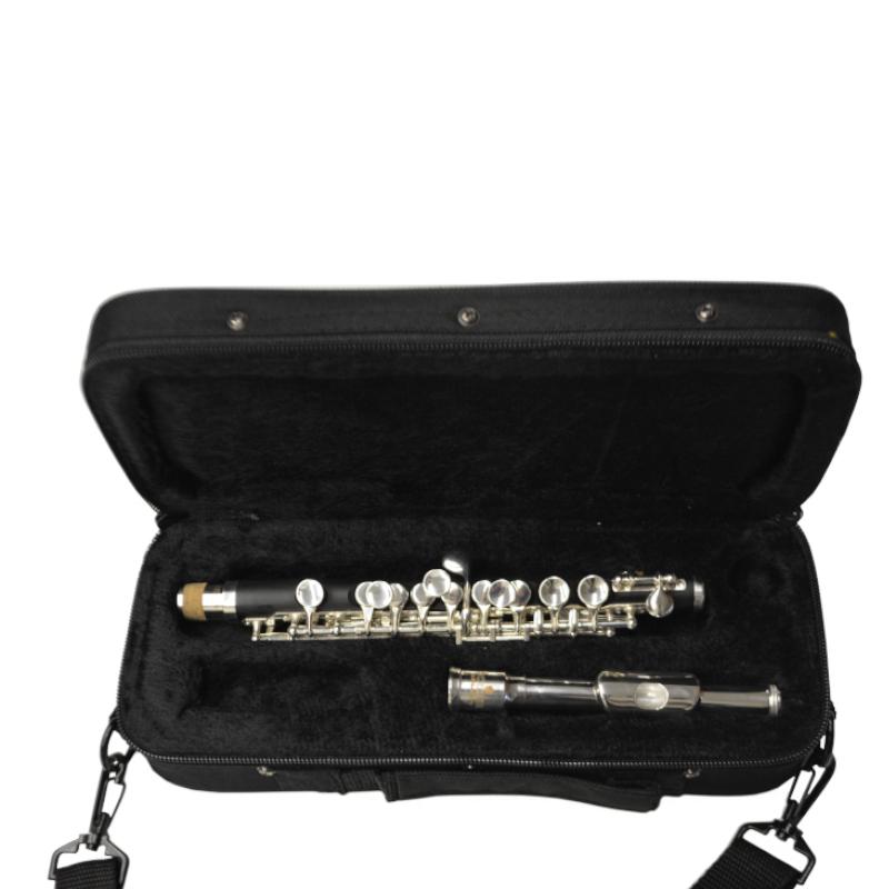 American Heritage 76 Piccolo Flute – Silver/Plastic