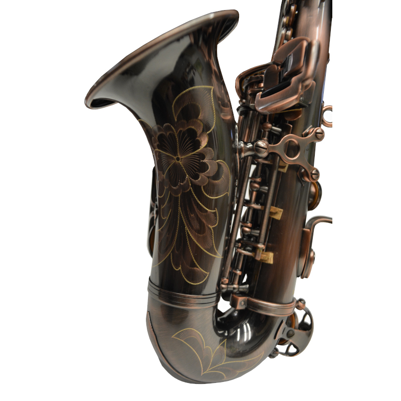 American Heritage 400 Curved Soprano Saxophone – Istanbul Copper