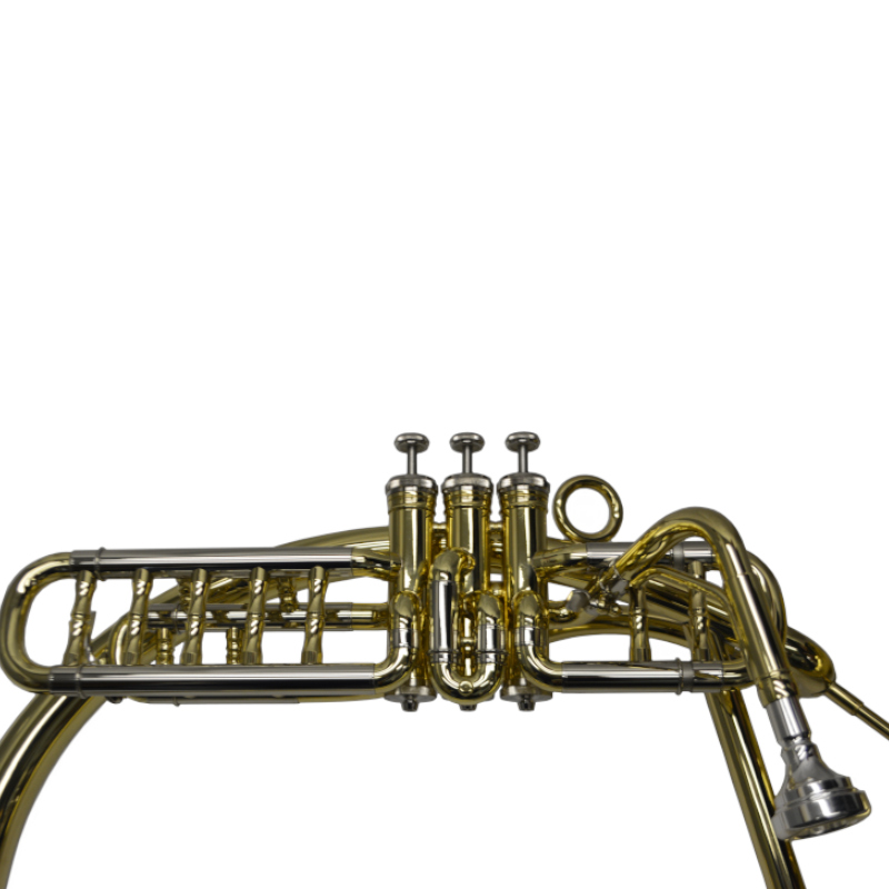 Frankfurt German Brass Band Euphonium – Gold Lacquer