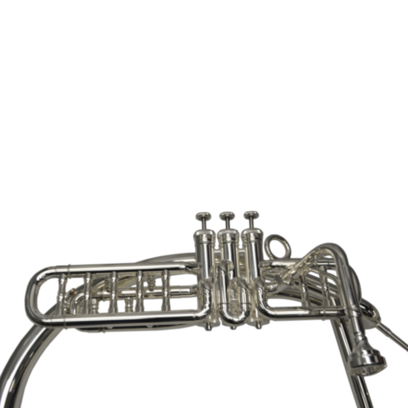 Frankfurt German Brass Band Euphonium – Silver