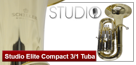Studio Elite Pro Compact 3/1 Tuba