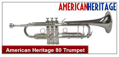 American Heritage 80 Trumpet