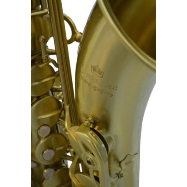 American Heritage 400 Tenor Saxophone – Brushed Brass