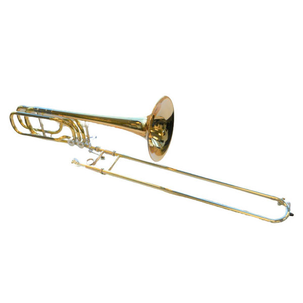 American Heritage Double Rotor Open Bass Trombone