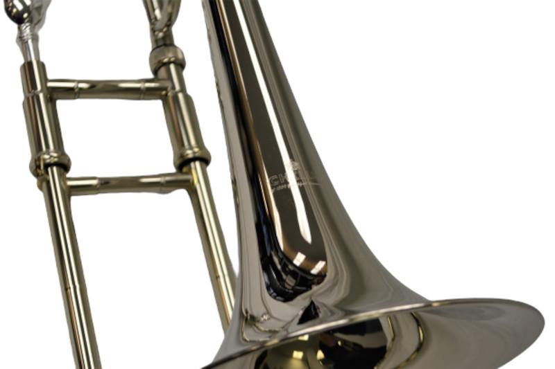 Elite Alto Trombone Nickel Plated