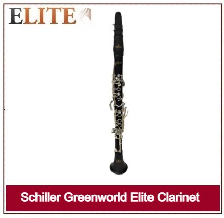SCHILLER GREENWORLD ELITE CLARINET
