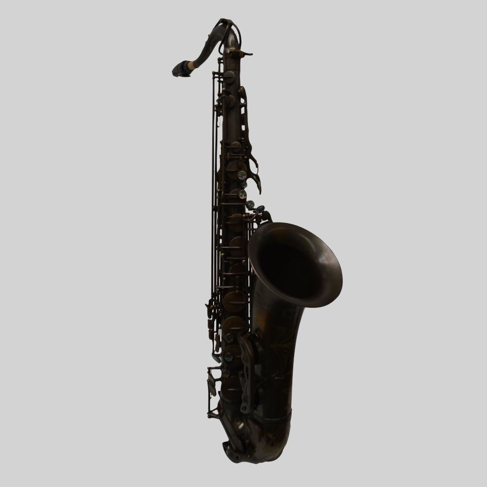 Elite V Tenor Saxophone Aged Brass