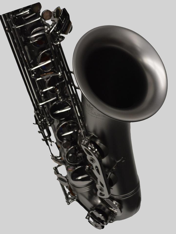 Elite V Black Nickel Satin Artist Special Edition