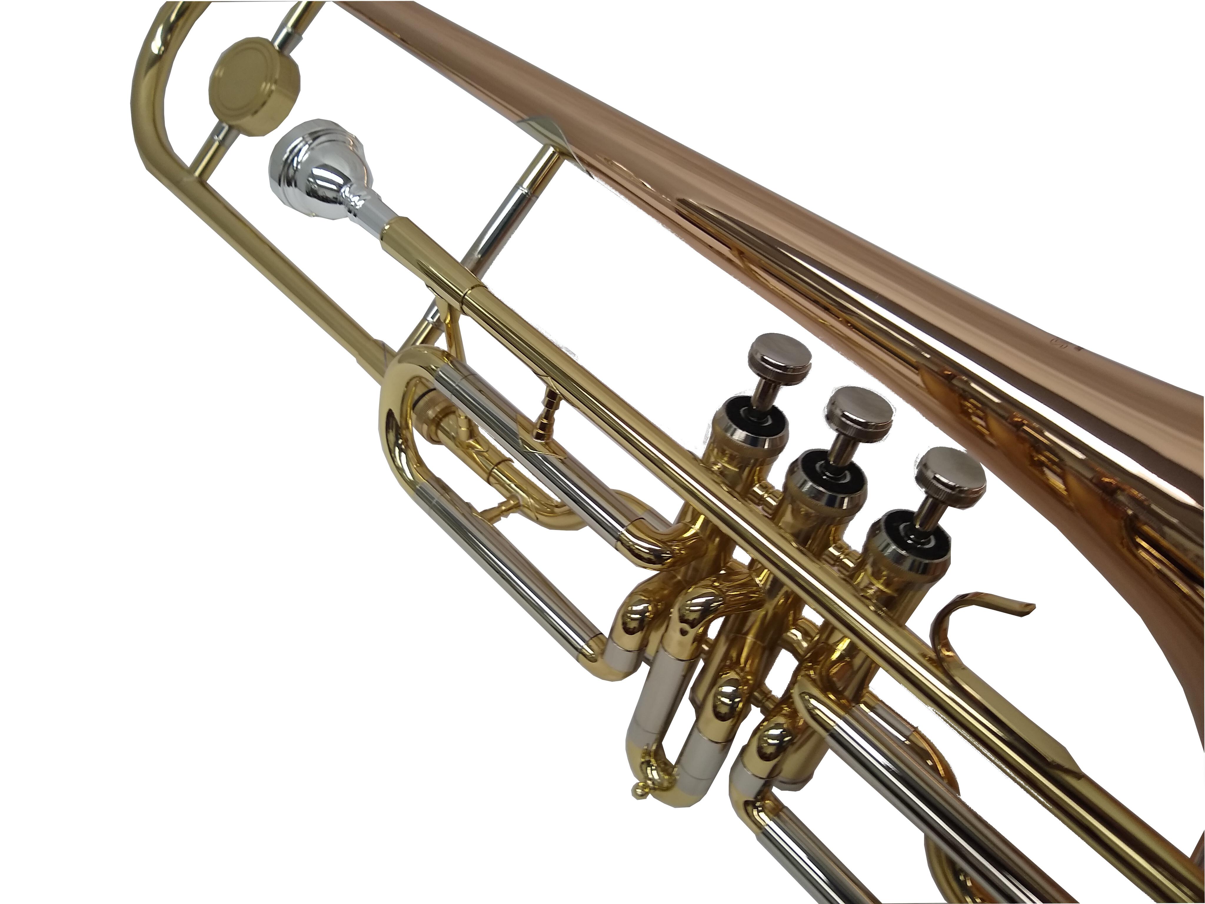 American Heritage Bb Valve Trombone Rose/Gold